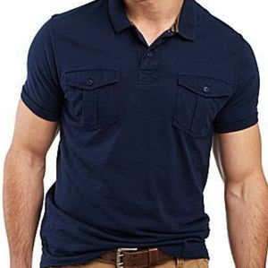 Arizona mens military polo shirt